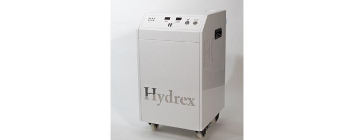 予備医療用水素酸素混合気体供給装置Hydrex®