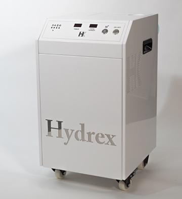 【予備医療用水素酸素混合気体供給装置Hydrex®のご紹介】